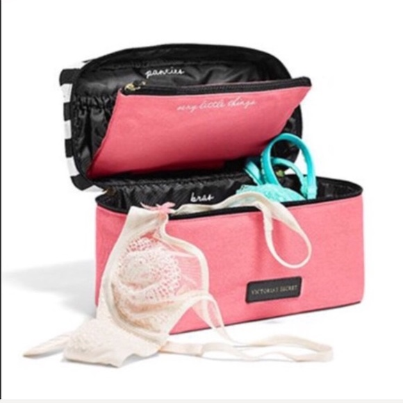 Victoria's Secret Handbags - Victoria's Secret Travel Lingerie Bag